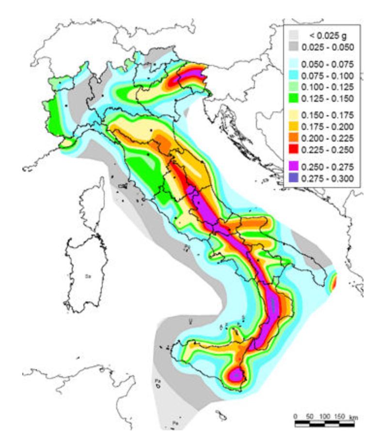 zona sismica simabonus