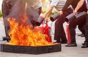 Addetti Antincendio Rischio Basso – 4 ore, Online